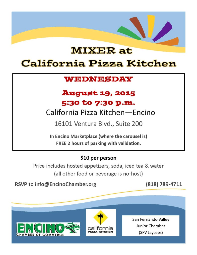 CPK Encino-Mixer with the Jaycees-F